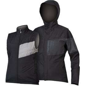 Endura Urban Luminite II 3-in-1 Jacket Women black